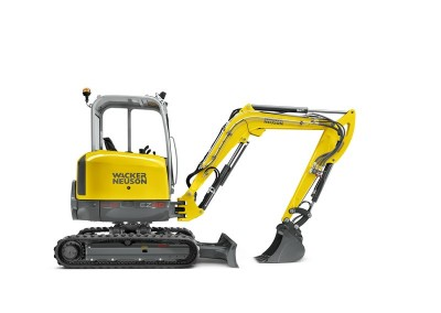 7900lbs 10'2″ Depth Mini Excavator