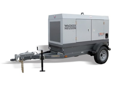 50KW Towable Generator