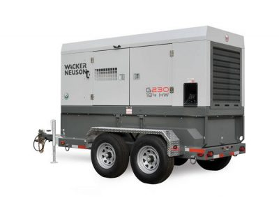 200KW Towable Generator