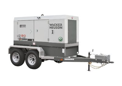 120KW Towable Generator