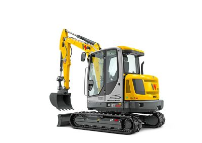 13000lbs 13'7″ Depth Mini Excavator