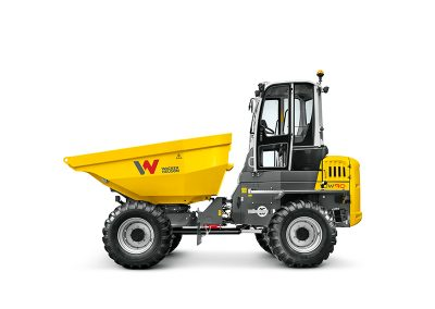 Wheel Dumper 5.75 Yds